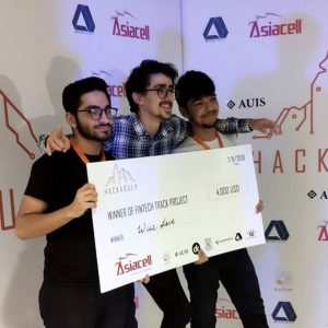 Hackasuly Competition