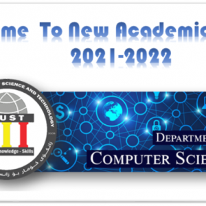 Welcome to Academic Year 2021-22